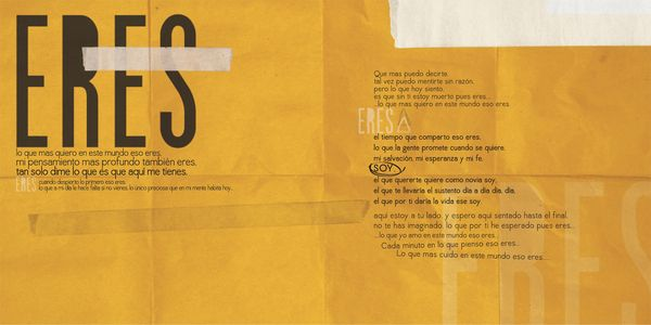 CD y Afiche - Café Tacuba by María Eugenia Carpaneto, via Behance