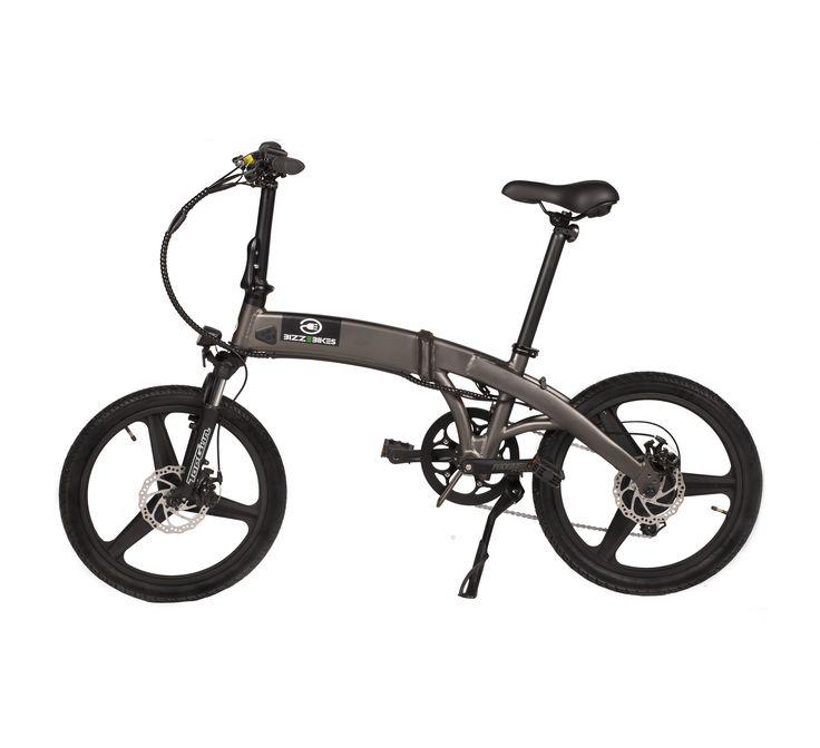 Bizze Foldable V1 //Electric Folding Bicycle by BizzOnWheels