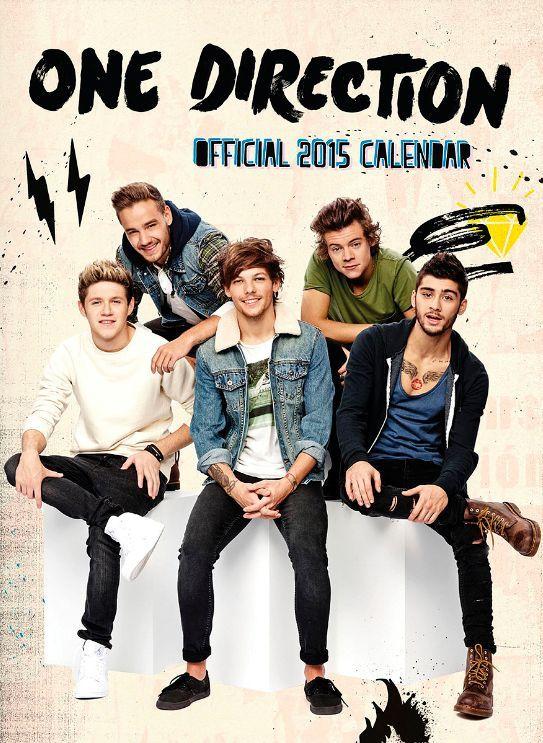 One Direction: Calendario 2015