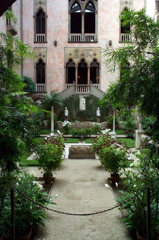 Musée Isabella Stewart Gardner, Boston MA
