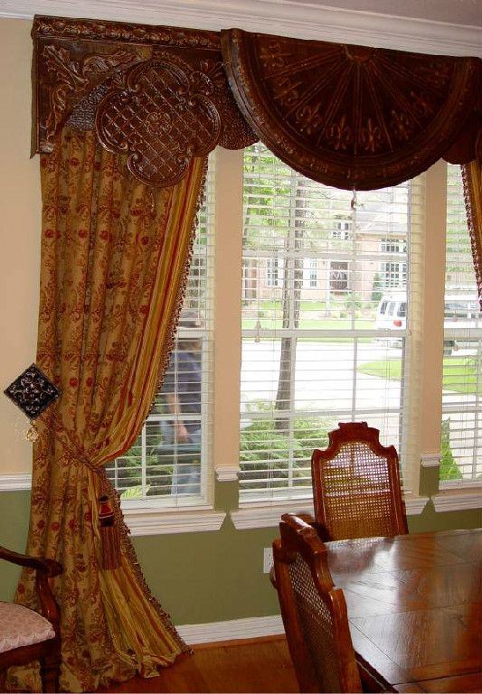 1000 Images About Draperies Curtains Valances Drapery
