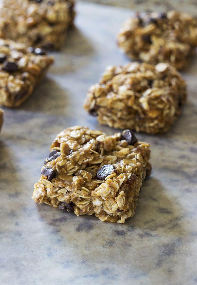 Granola Bars on Pinterest | Granola bar recipes, Healthy granola bars ...