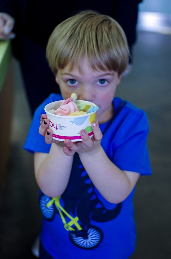 by Emily Kemme Jenny Brynteson is in the business of selling frozen yogurt thanks to her Dad, Herrick Garnsey. The Greeley TCBY franchise owner credits him with her livelihood; she opened shop in 2012 in large part because of nostalgia for the days when Garnsey took his grandchildren on excursions to the first Greeley TCBY…
