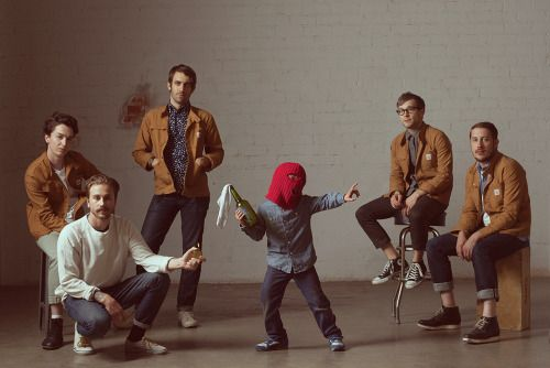 Portugal.The Man   My cousins bf is the drummer in the band and he's cool
