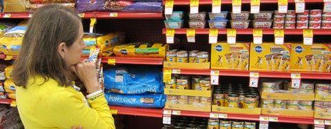 Dog Food Reviews - March/April 2013