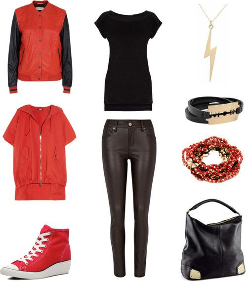 Outfit inspired by SHINee's Taemin, Replay, Korean Version  More Outfits on I Dress Kpop