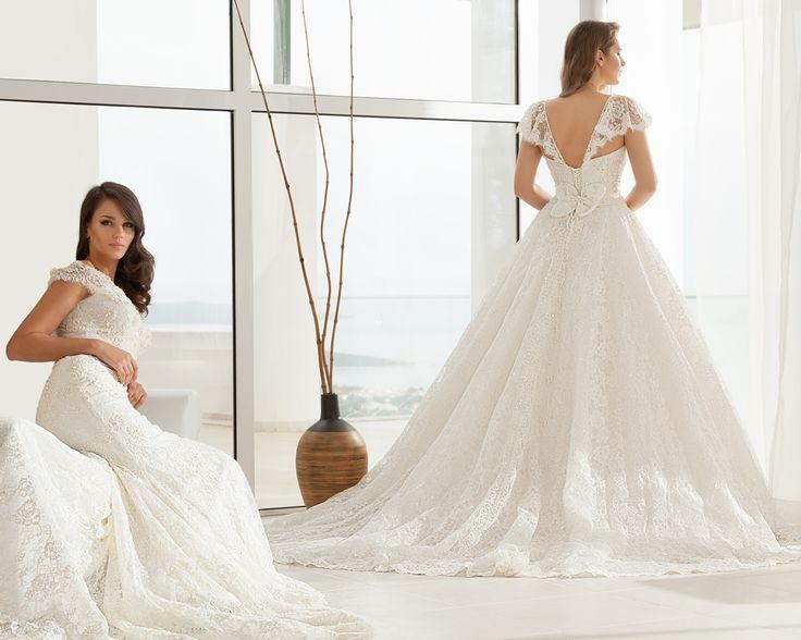 vintage gelinlik modelleri 2016 istanbul-bohem tarzı gelinlikler-retro gelinlikler-nova bella nişantaşı
