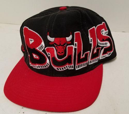 a887dc745ec RARE Vintage 90 s NBA Chicago Bulls