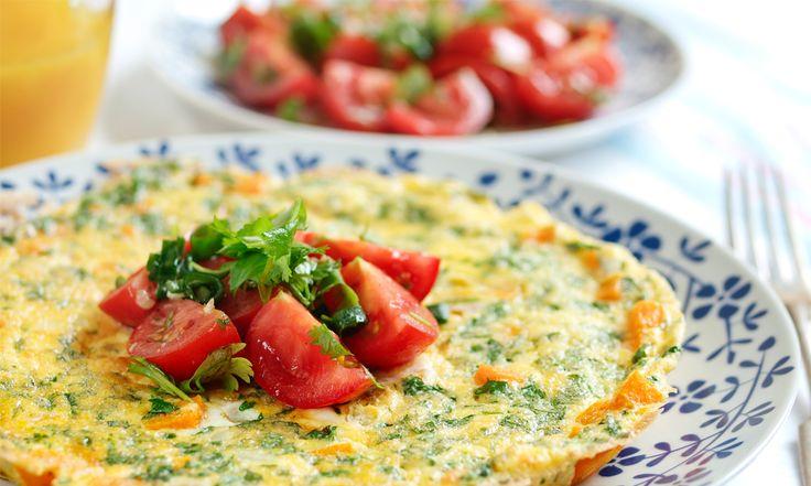 Libelle Lijnt Lekker: week 3, dag 3 Een pittig ontbijtje met – jawel – sambal, lunchen met zoete aardappel en dinerenop z'n Italiaans met een broccoli-frittata. Buon appetito! Ontbijt: 1 cracker (vezelrijk of volkoren) met pindakaas, plakjes komkommer en beetje…