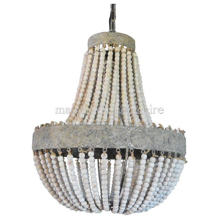 1000 id es sur le th me lustre de perle sur pinterest chandeliers lustre perl s et lustres en. Black Bedroom Furniture Sets. Home Design Ideas