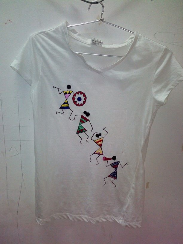 Image result for warli painting blouse