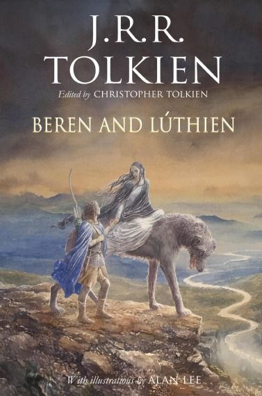 Silmarillion's tale Beren and Luthien gets own book illustrated by Alan Lee. http://ift.tt/2eouKI7