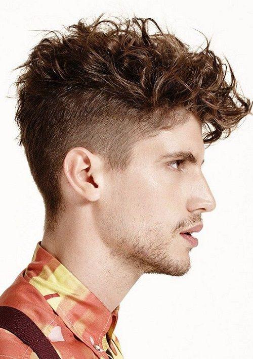 25 Wavy Haircuts For Mens 2018 Men S Haircuts 2018 Pinterest