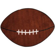 Furniture & Home Decor Search: football decor for boys room