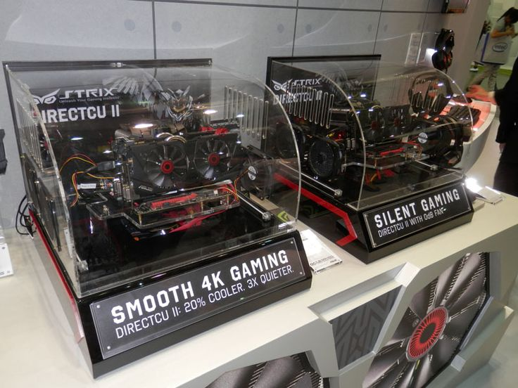 ASUS offers three fully non-reference GTX 980 Graphics Cards, each with distinct advantages. Learn more here in JJ's in-depth overviews: STRIX GTX 980: MATRIX PLATINUM: POSEIDON: For more in...