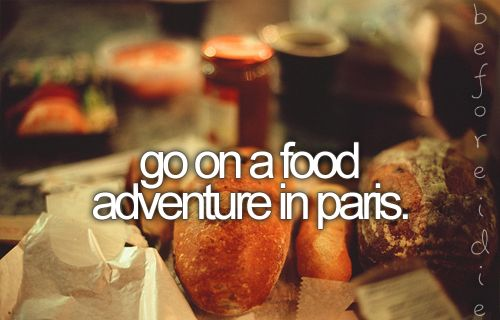 YES! I want to eat my way around the world.