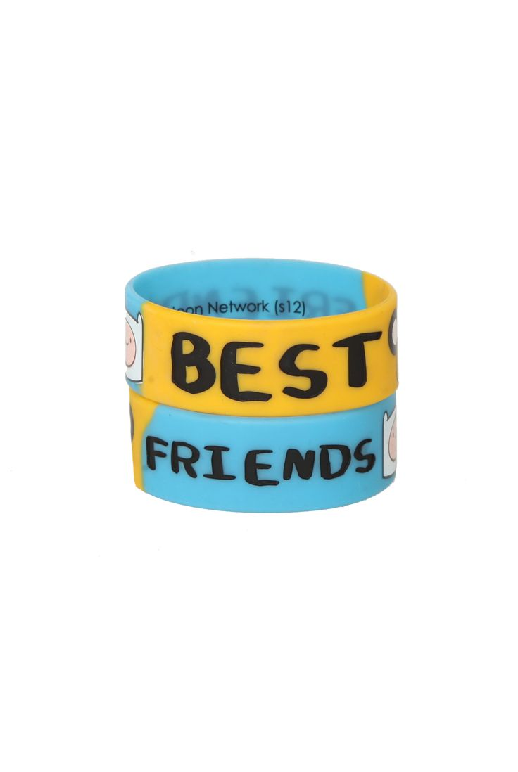 Adventure time bff bracelet. Jeydon Wale and his Girlfriend Sam has these