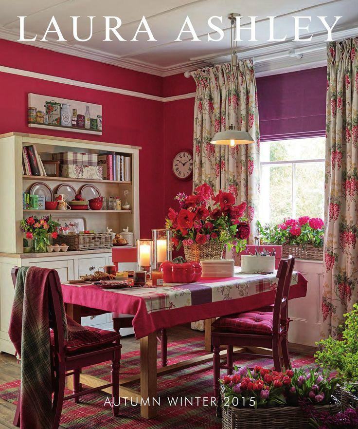 New Laura Ashley 2015 Fall Winter Catalogue 736