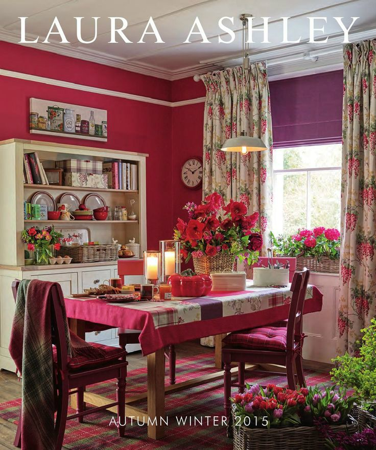 Be inspired by the latest Autumn Winter 2015 collection from Laura Ashley. The new catalogue is full of innovative stylish ideas and beautiful products to create a distinctive home for the way you …