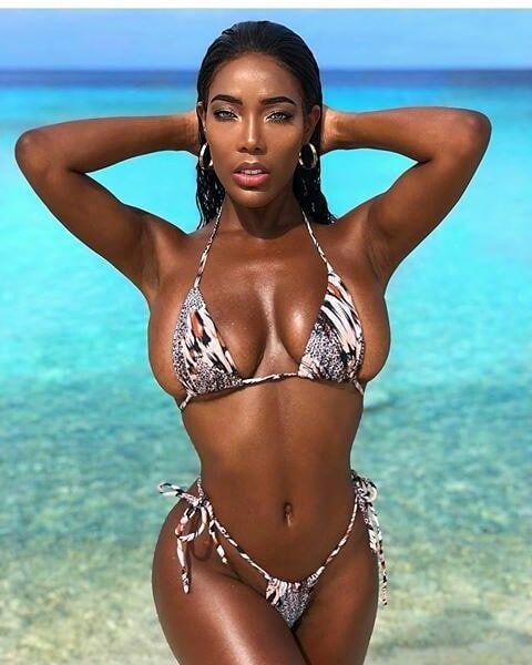 85dc5b1712413 Pin by My Info on dymes in 2019 | Bikini girls, Sexy ebony, Sexy