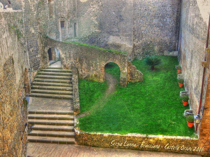Bracciano - Castello Orsini/Odescalchi | Flickr - Photo Sharing!Bracciano è un…