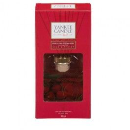 Yankee Candle Sparkling Cinnamon Signature Reed Diffuser