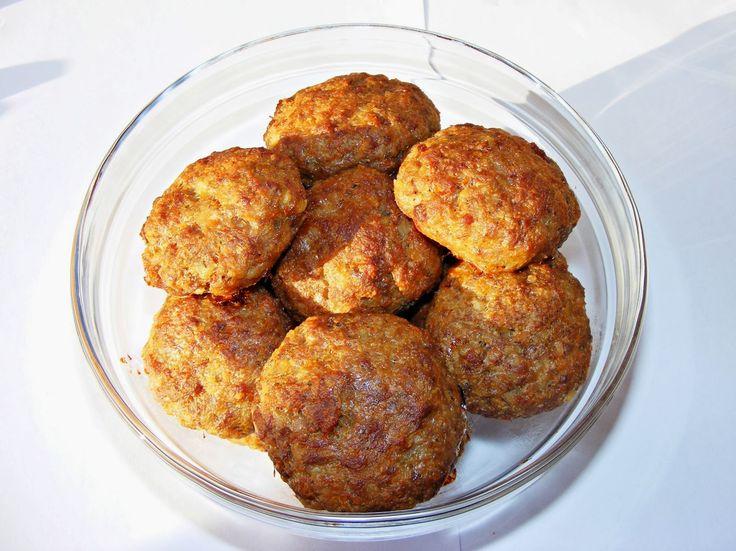 A nagyi ínyenc fasírozottja – ez aztán a pompás étel! Nem a hagyományos recept!