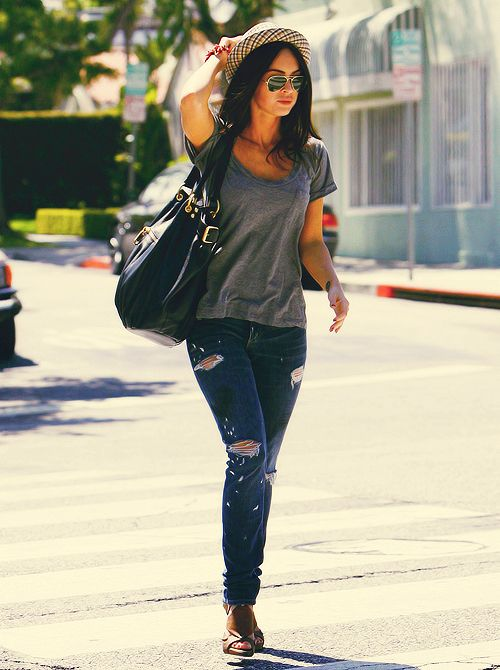 17 best images about megan fox street style on pinterest