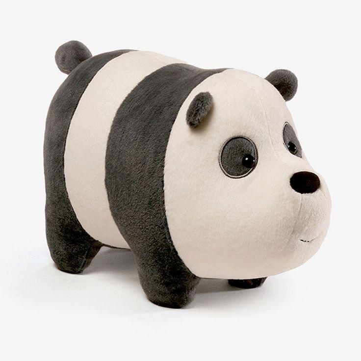 We Bare Bears Panda 30cm