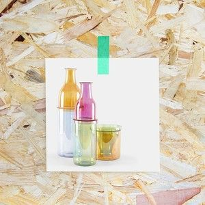 Sunset is a bright and colourful collection of glass vases by @incipitlab - Now in stock! #monologue #incipitlab #design #vases