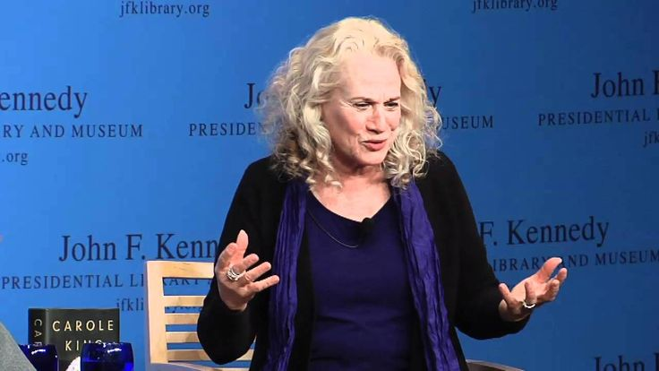 A Conversation with Carole King http://youtu.be/ixQqsPEehto Carole King discussed her new memoir A Natural Woman with veteran journalist Mike Barnicle. Copyright: John F. Kennedy Library Foundation #TinselTown with @MizMeliz