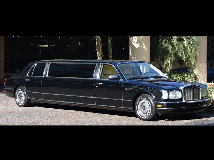 jackson's limo   La Rolls-Royce Silver Seraph Limousine de Michael Jackson