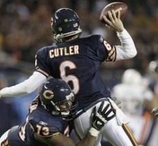 """Bears fear a potential Cutler mutiny"" NBC Sports (September 14, 2012)"