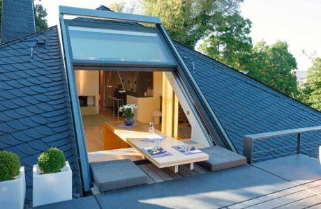 9 best dakterras images on pinterest roof terraces attic