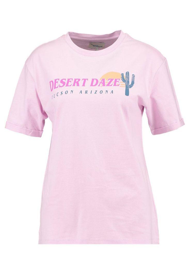 TWINTIP Camiseta print - light pink - Zalando.es