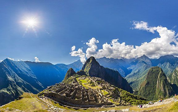Ready to lace up our hiking boots for this amazing Peru and Machu Pichu experience!