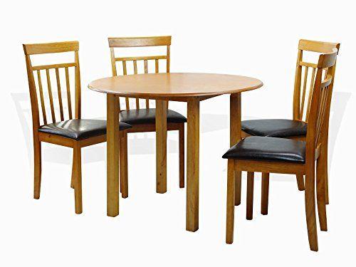 Phenomenal Sunbear Furniture Dining Kitchen Set Of 5 Piece Round Table Home Interior And Landscaping Mentranervesignezvosmurscom