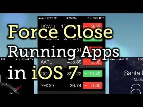 How to Completely Close Out Running Applications on Your