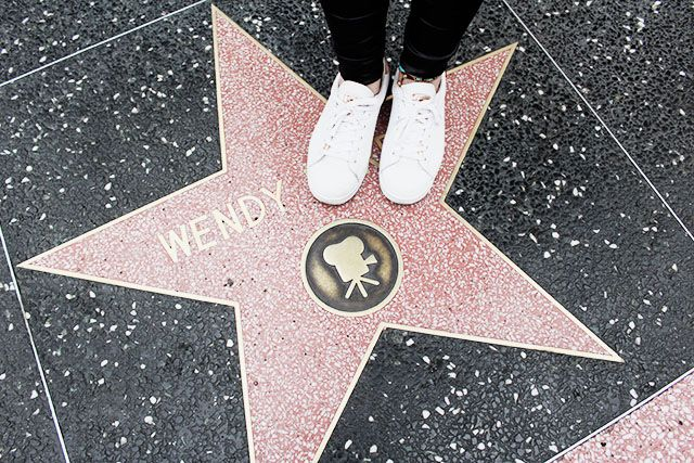 Outfit   Walk of Fame