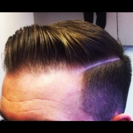 Barbering @ Geri's Barber Shop #hair #men #barbering