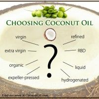 There are a lot of coconut oils on the market and this article will help you make an intelligent decision about which coconut oil best suits your needs.