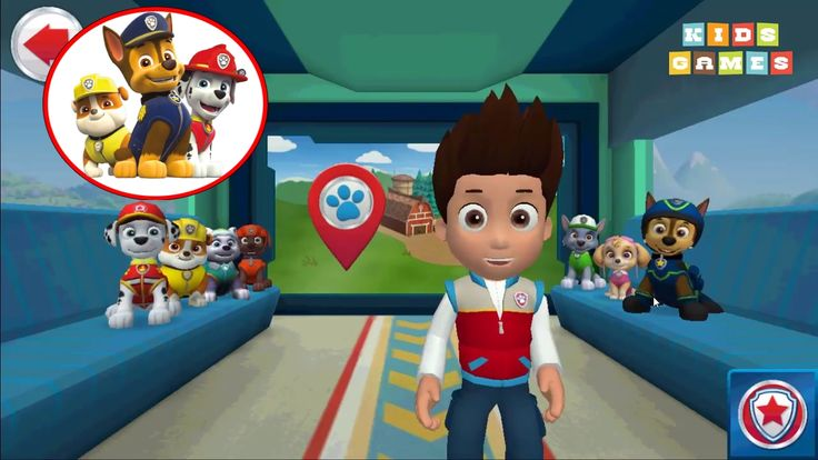 Nickelodeon Games to play online 2017 ♫Paw Patrol Pups to the Rescue - Episode 3♫ Kids Games