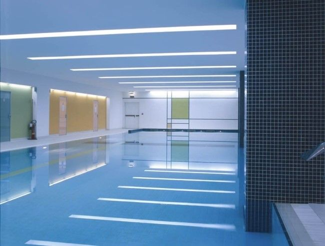 [ Younhyun Tile / 윤현상재 타일 ] Color Tile : Color System / Grand Hotel Salerno, Salerno, Italy 이탈리아 살레르노 그랜드호텔 수영장