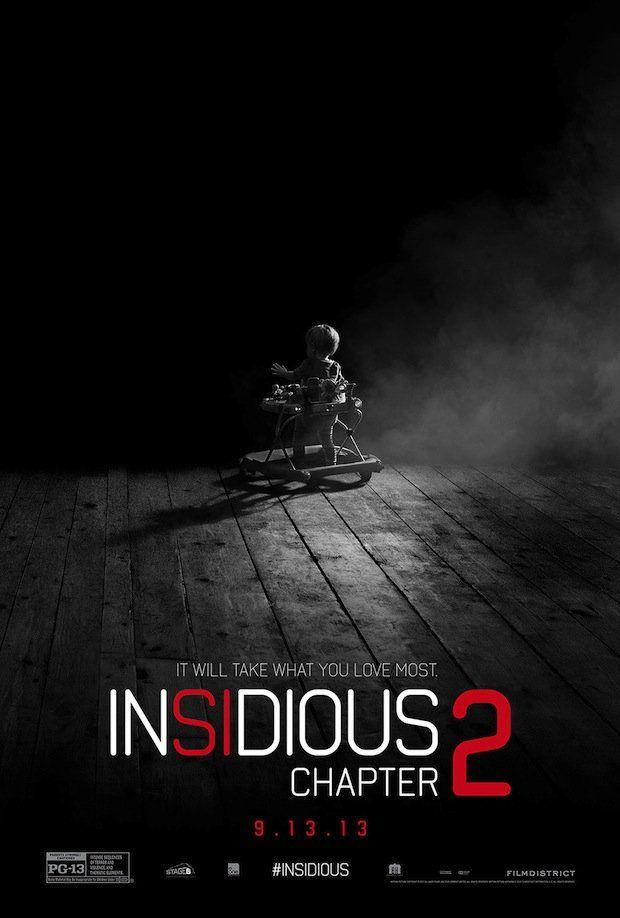 "#Movie #Film #InsidiousChapter2Insidious2 Remember This: Insidious Chapter 2 (Insidious 2) (2013) #movie #throwback #horror: James Wan""s…"