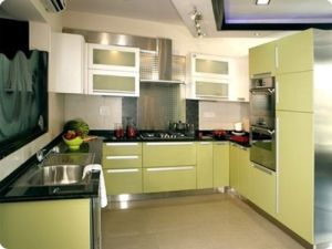 7 Best Images About Parallel Shaped Modular Kitchen Designs On Pinterest Grey Brown And Cuisine