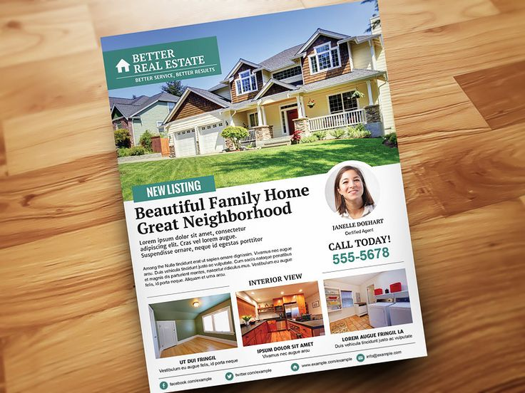 real estate brochure design inspiration - 24 best real estate flyer inspiration images on pinterest