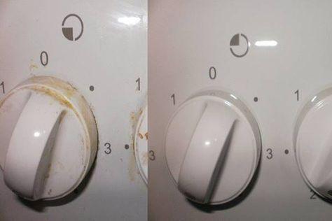 Így távolíthatod el a tűzhely fogantyújáról a zsírlerakódást, anélkül, hogy vegyszereket használnál!