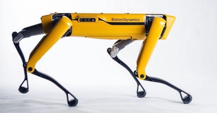 ボストン・ダイナミクスの新しい四足歩行ロボットは、腕を伸ばして「ドアを開ける」能力を身につけた