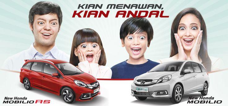 Promo Terbaru  Honda Mobilio Bandung Maret 2016