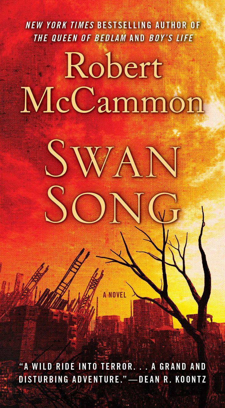 Robert McCammon - Swan Song